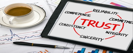 credibility trust